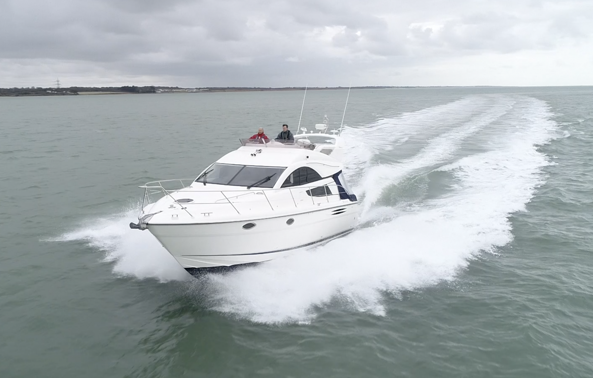 Fairline Phantom 40 drone